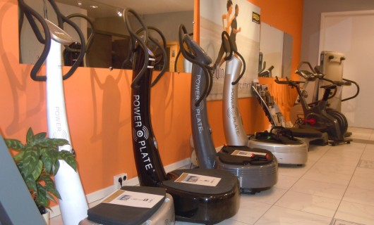 Exposition Powerplate iInstalfit