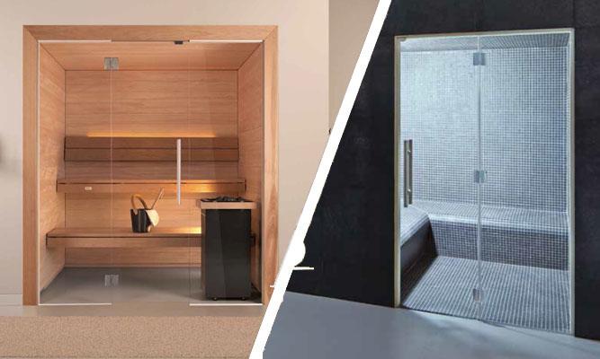 Les 3 Grandes Différences Entre Un Sauna Et Un Hammam