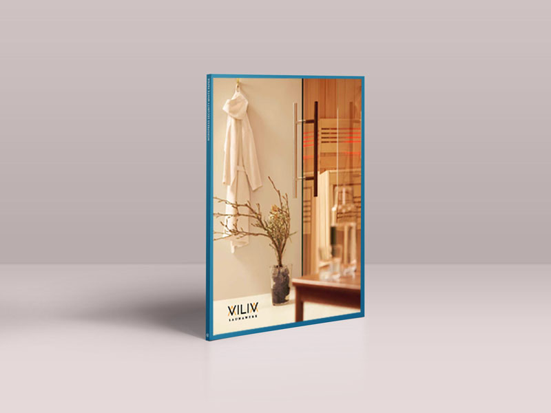 Catalogue Viliv Sauna