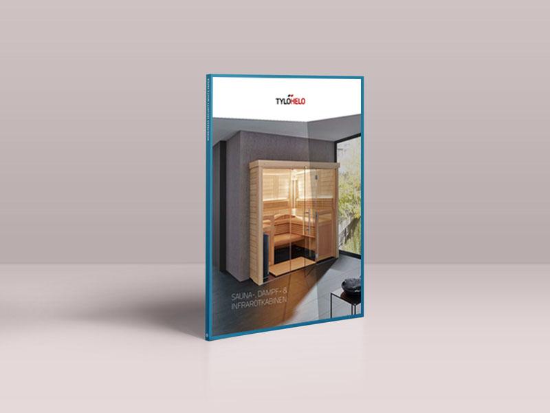 Sauna catalogue Tylohelo Luxembourg