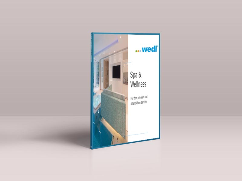 Catalogue wedi