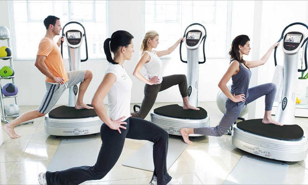 Fitness Powerplate Luxembourg