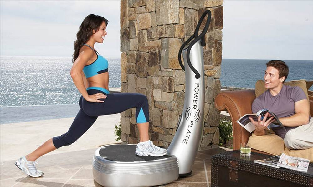 Powerplate Fitness Luxembourg