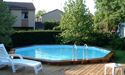 Piscine Bois Extérieur Luxembourg