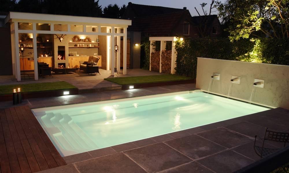 Quel type de piscine choisir pour ma maison for Piscine coque luxembourg
