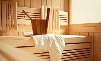 Sauna En Bois Massif - Instalfit