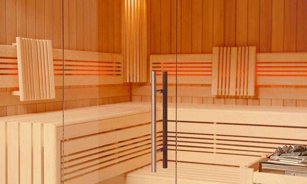 Sauna Intérieur Bois Massif Luxembourg