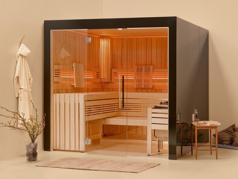 Sauna intérieur Luxembourg