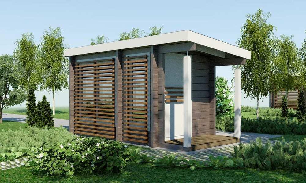Sauna Extérieur Réalisation 1
