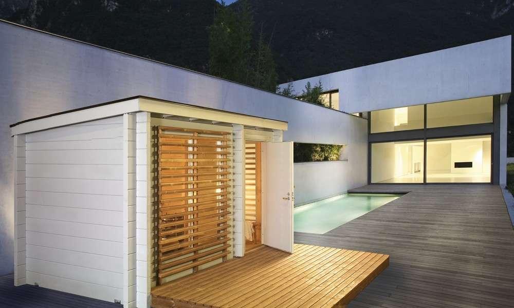 Sauna Extérieur Luxembourg