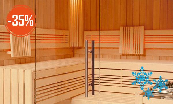 Sauna Helo Genio -35%