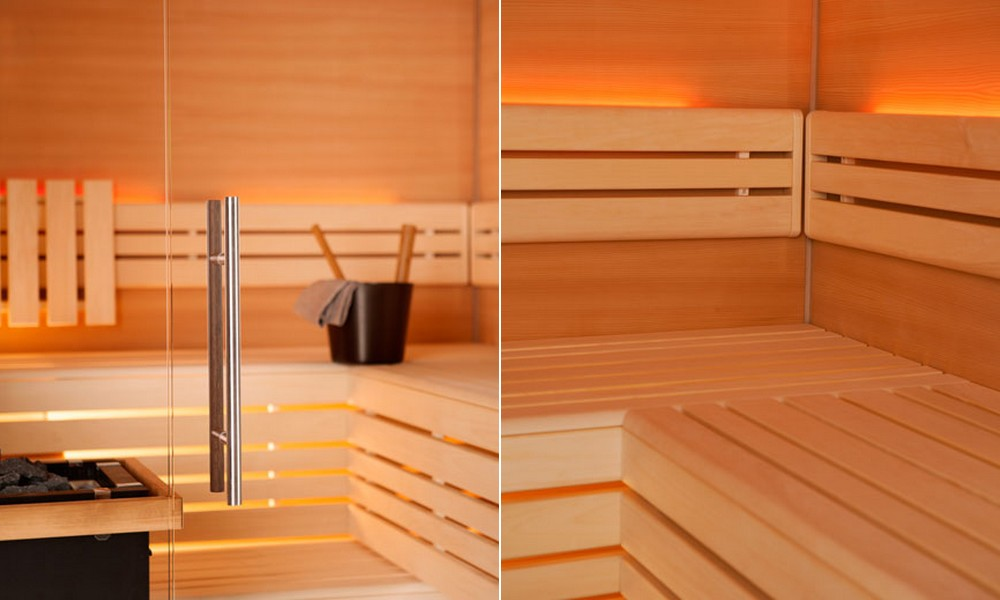 Sauna Isolé Luxembourg