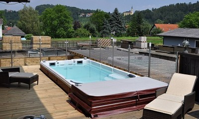 SPA De Nage Luxembourg